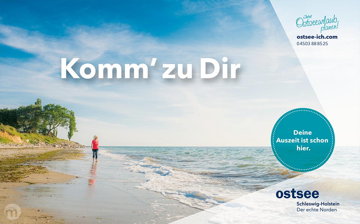 Die Kampagne zur Bewerbung der Ostsee startet so richtig durch