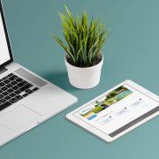 marktrausch Blog: Nordblick – Darstellung Webdesign