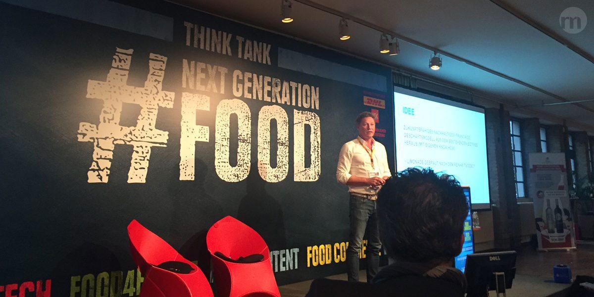 Wir haben uns inspirieren lassen - auf der Next Generation food in Berlin