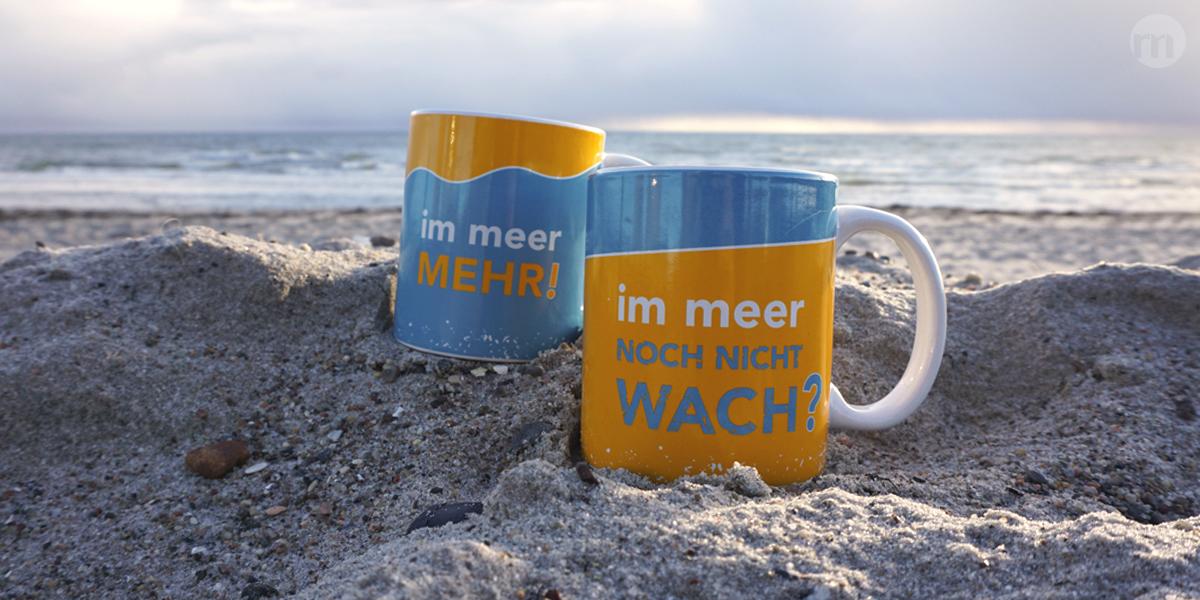 Mehr als nur Werbemittel - das neue Merchandise-Sortiment für den Fehmarn Tourismus-Service