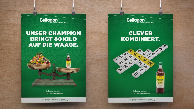 marktrausch Referenz: Cellagon – Darstellung Anzeigen