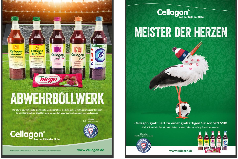 marktrausch Referenz: Cellagon Holstein-Kiel – Darstellung Anzeigen