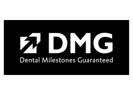 marktrausch Referenz Logo: DMG – Dental Milestone Guaranteed