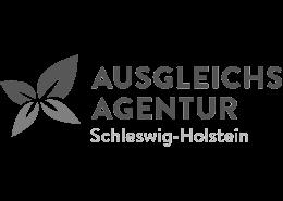 marktrausch Referenz Logo: Ausgleichsagentur Schleswig-Holstein