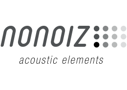 marktrausch Referenz Logo: nonoiz – acoustic elements