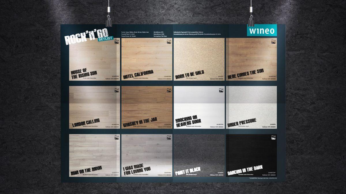 marktrausch Referenz: wineo – Darstellung Folder