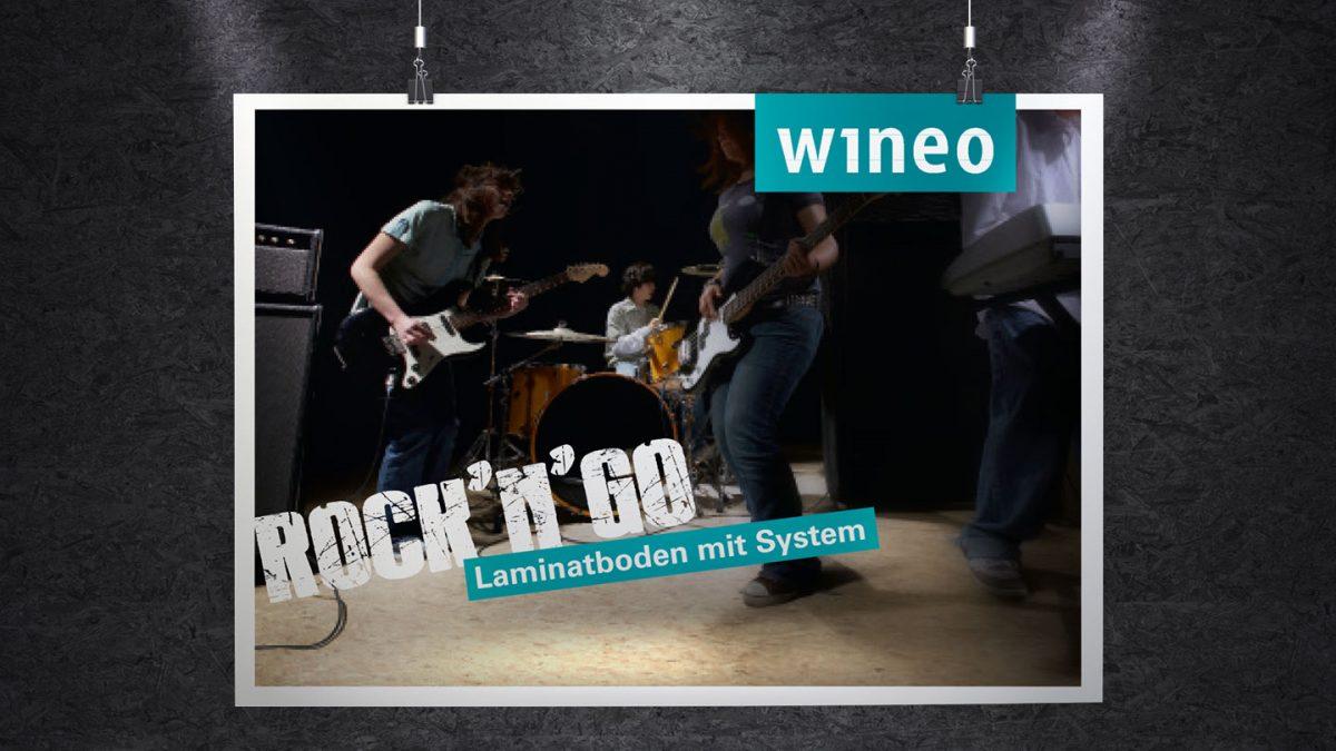 marktrausch Referenz: wineo – Darstellung Kampagne Plakat