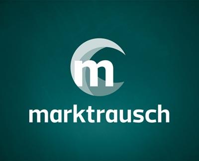 marktrausch Logo. Werbeagentur in Kiel & Hamburg