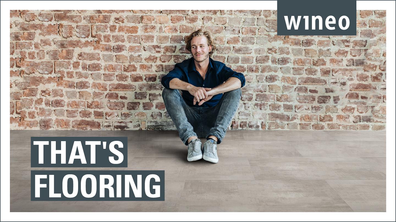 """marktrausch Referenz: wineo Kampagne """"Thats-Flooring"""""""