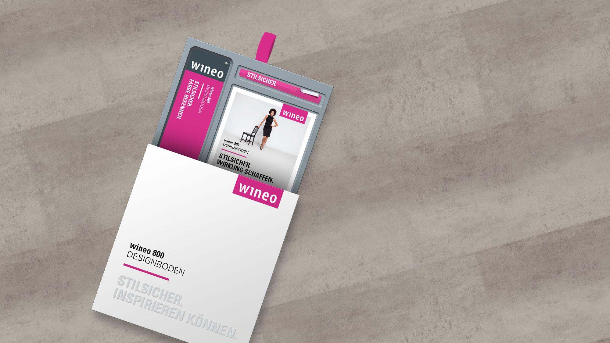 marktrausch Referenz: wineo – Aussendung Architekten