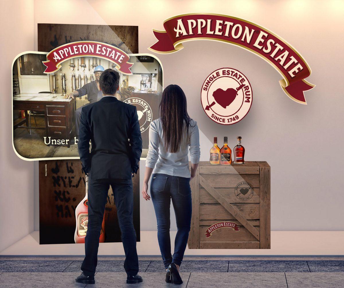 marktrausch Referenz: Appleton – POS Window Kit