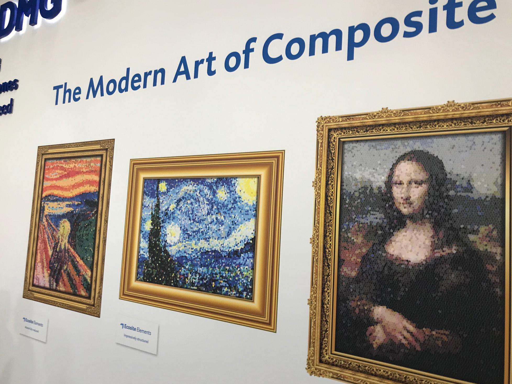 marktrausch für DMG: Mona-Lisa-Kampagne