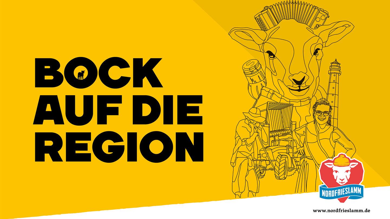 marktrausch für Nordfrieslamm: Kampagne