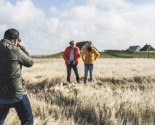 Fotoshooting Nordfriesland