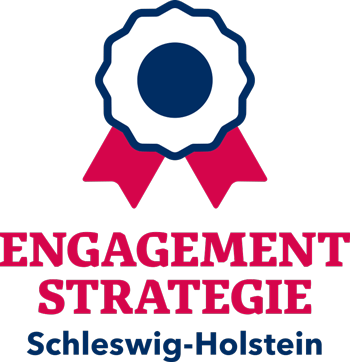 marktrausch Kampagne – Ministerium für Soziales, Gesundheit, Jugend, Familie und Senioren – Logo Engagementstrategie Schleswig-Holstein