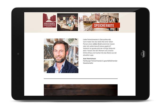 marktrausch für Speicher & Consorten: Kriesenkommunikation