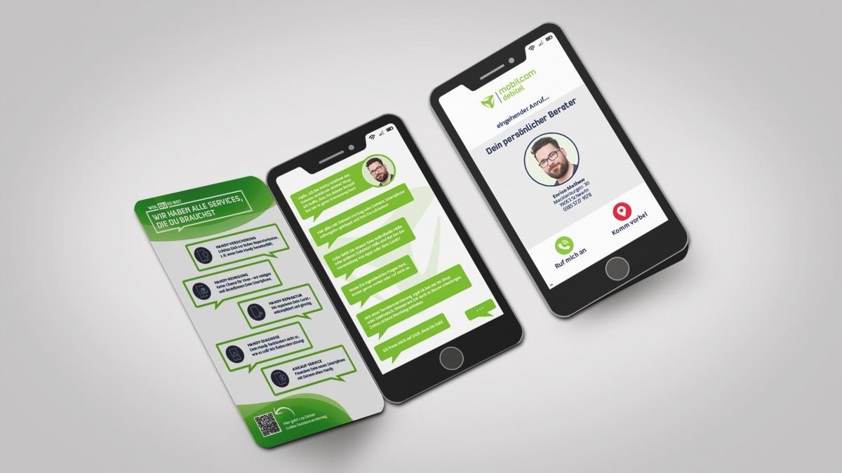 marktrausch für mobilcom-debitel: Mailing